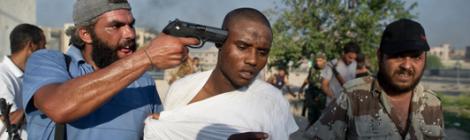 Le cas des migrants en Libye: Une vraie info mais une fausse photo