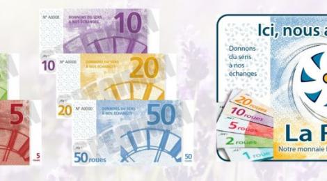 La Roue: Une monnaie locale complémentaire