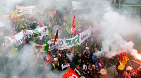 Direction et salariés en Total opposition