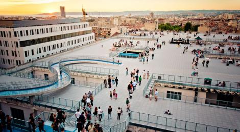 Joseph Stiglitz, Prix Nobel d'économie, en conférence à Marseille