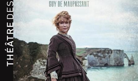 THEÂTRE : Clémentine Célarié donne un nouveau souffle à Maupassant