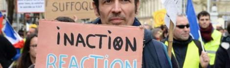 LA FRANCE, IMMOBILE FACE AU CHANGEMENT CLIMATIQUE ?